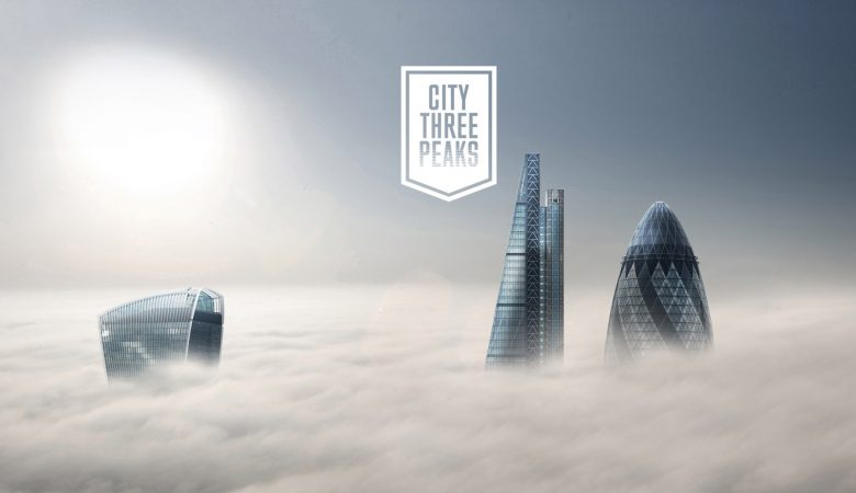 City Three Peaks VR Virtual Reality