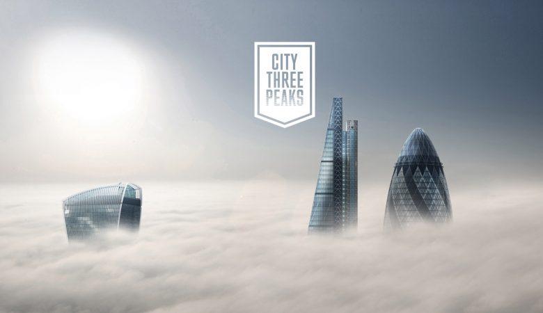 City Three Peaks VR Virtual Reality