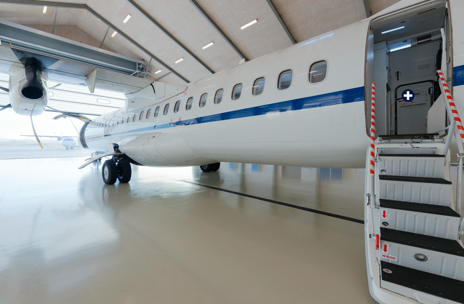 Nordic Aviation Capital Aircraft Virtual Tours