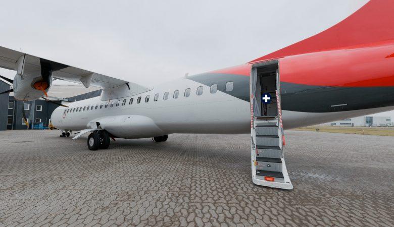 ATR 72-600 Virtual Tour
