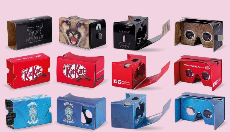 VR Headset Google Cardboard