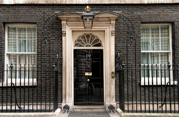 10 Downing Street Virtual Tour