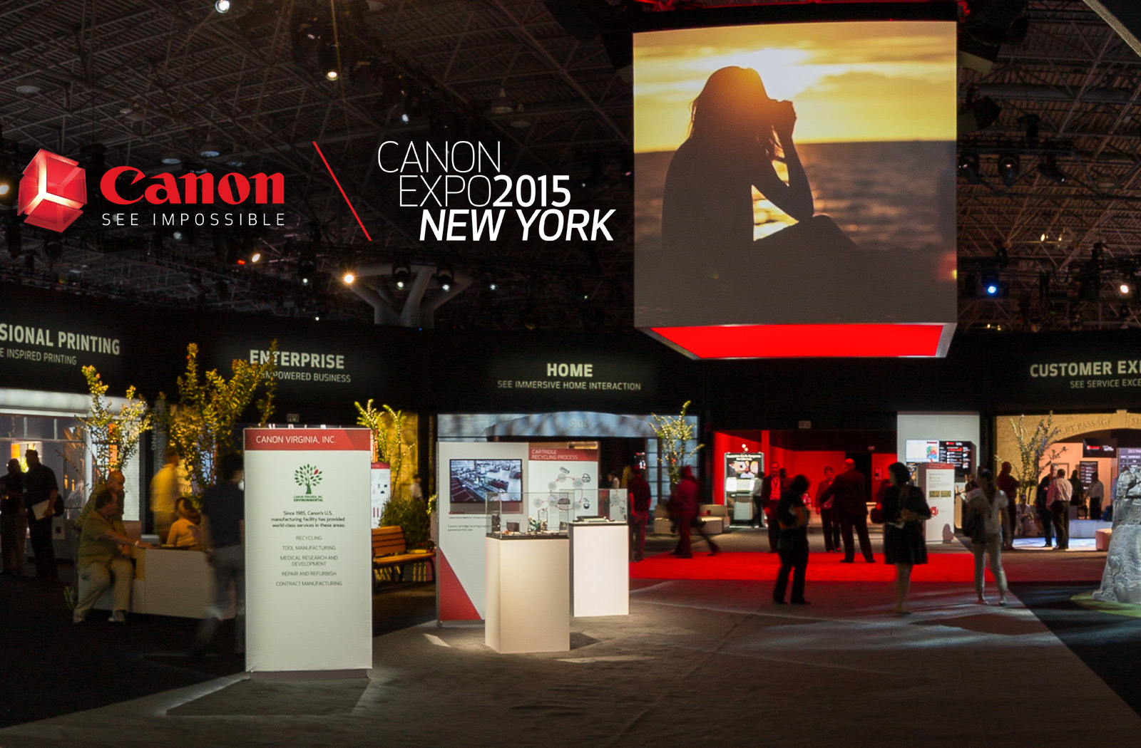 Canon Expo New York