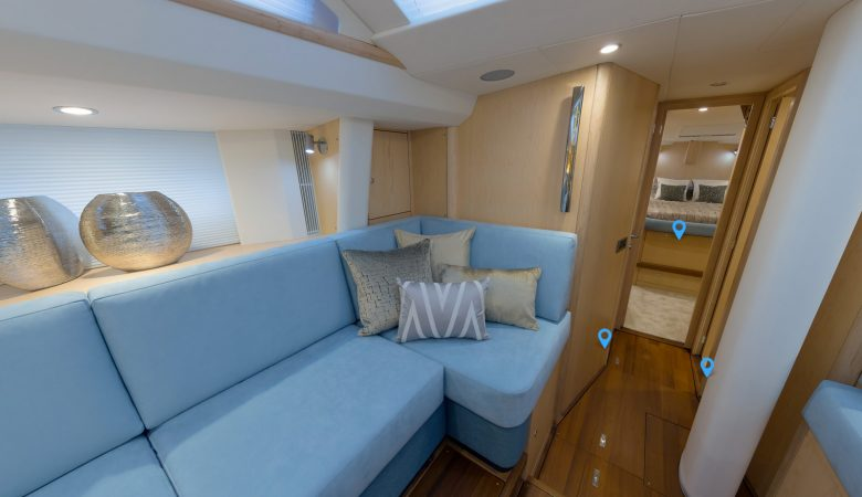 Oyster Yacht 545 Interior