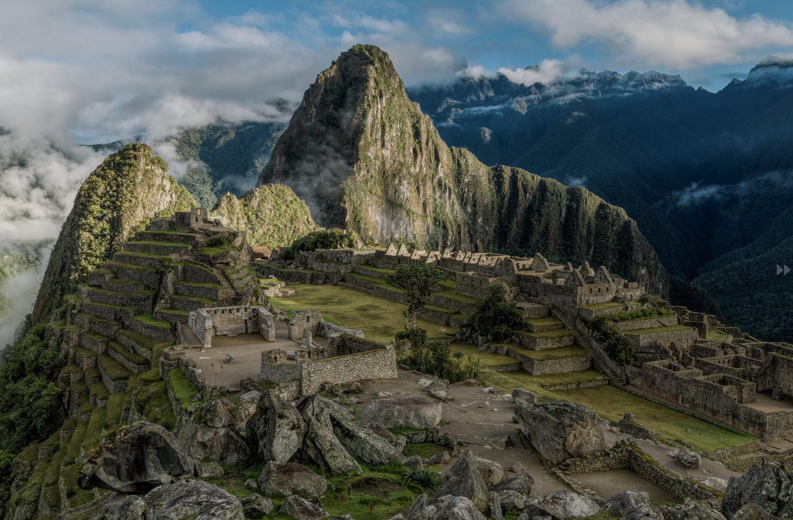 British Airways: Peru 360 VR Experience