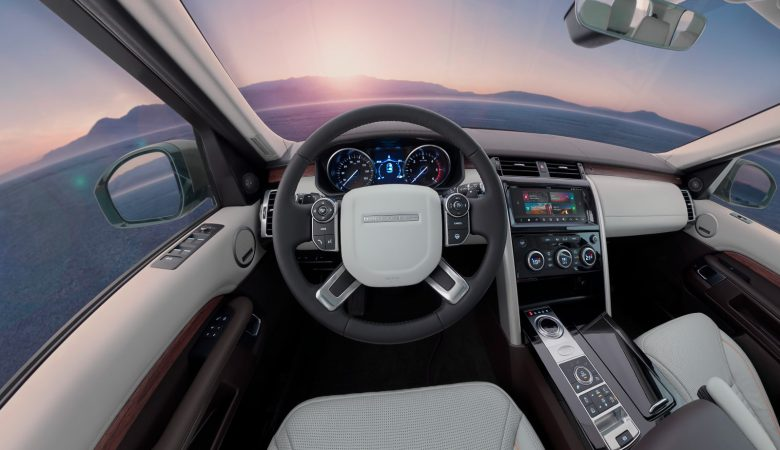 LandRover Discovery 2016 - 360 VR panorama
