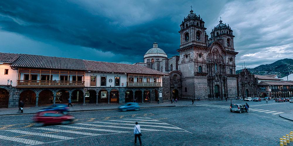 Cusco - British Airways: Peru 360 VR Experience