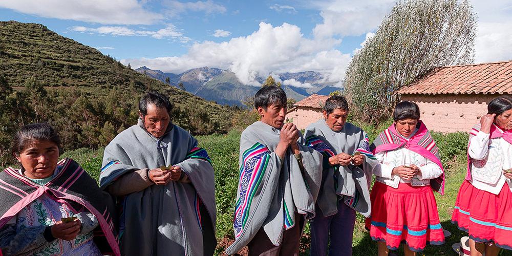 Misminay Community - Peru 360 Photography