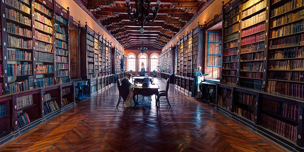 Santo Domingo Monastery Peru - 360 Photography