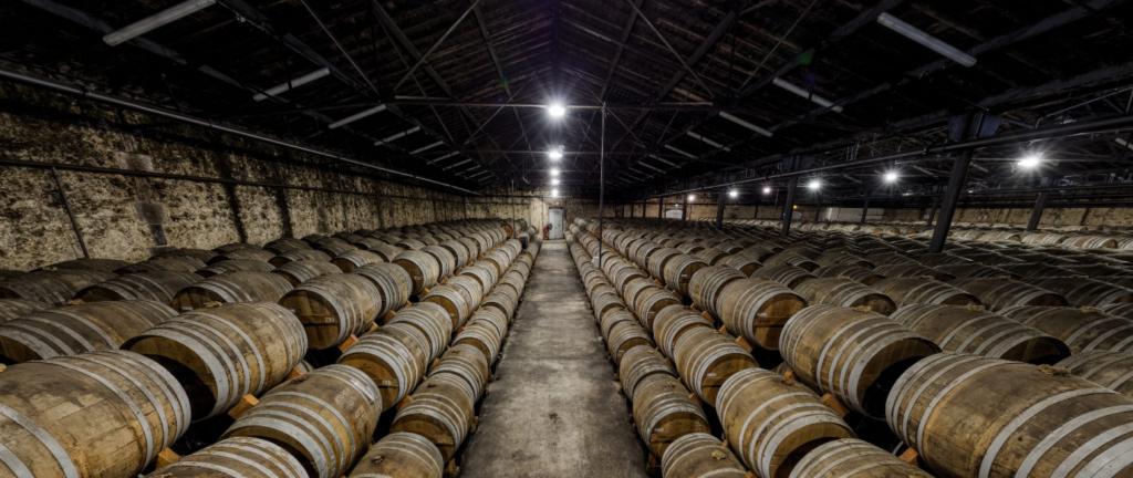 Remy Martin Cognac Warehouse