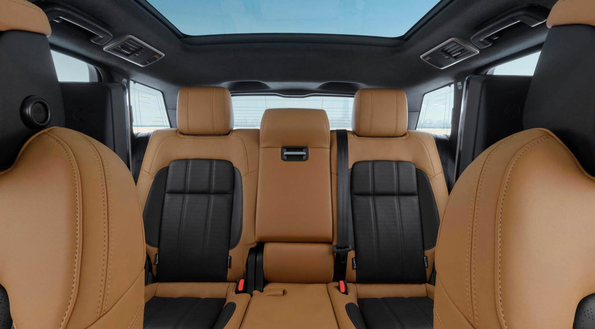 Range Rover 360 car photography