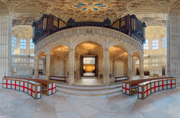 St Georges Chapel Windsor 360 Photography