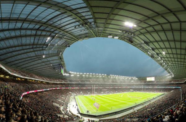 England Rugby Hospitality | Twickenham 360 Photography