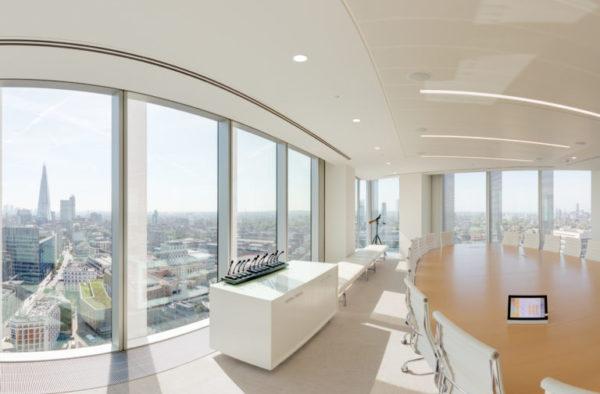 240 blackfriars office virtual tour - Eye Revolution - interior photographers