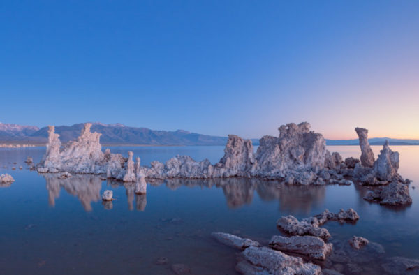 Mono Lake By Will Pearson