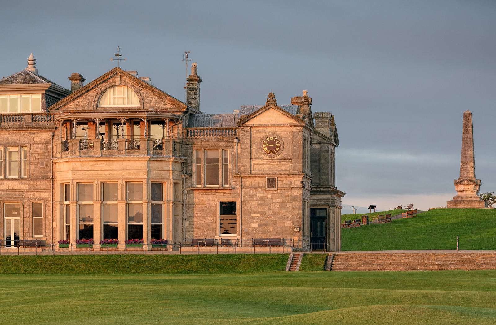 The Royal & Ancient St Andrews Golf Club 360