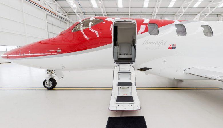 Aviation 360 HondaJet