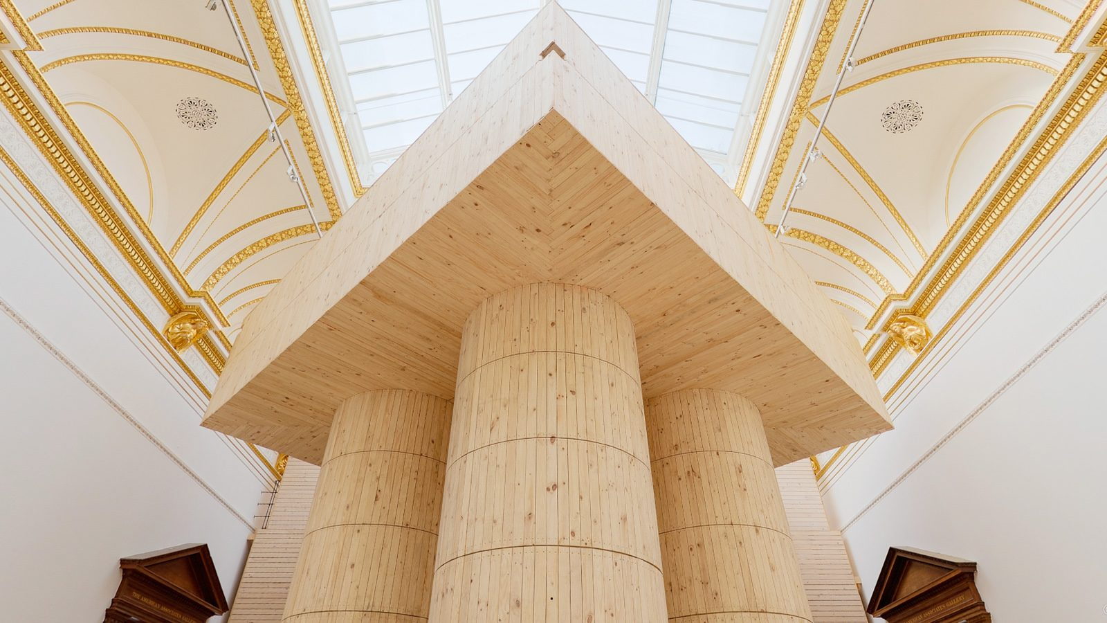 Art gallery virtual tour - Sensing Spaces at the Royal Academy