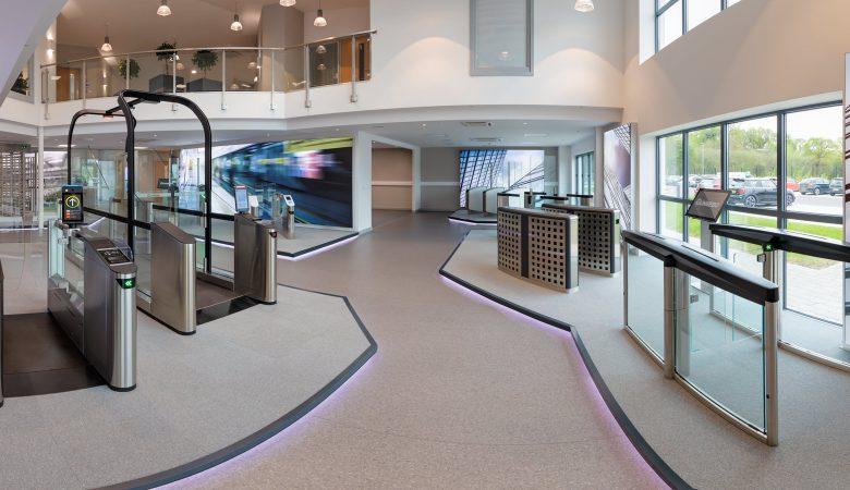 Showroom Virtual Tour - Gunnebo Entrance Control