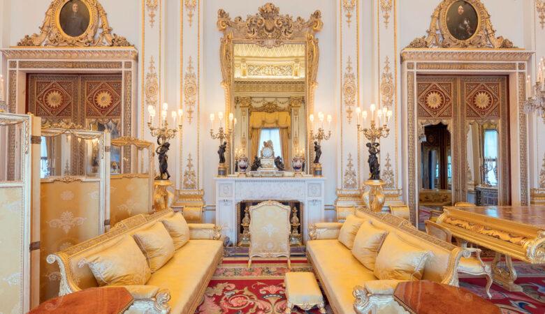 Virtual tourism: tour inside Buckingham Palace during lockdown