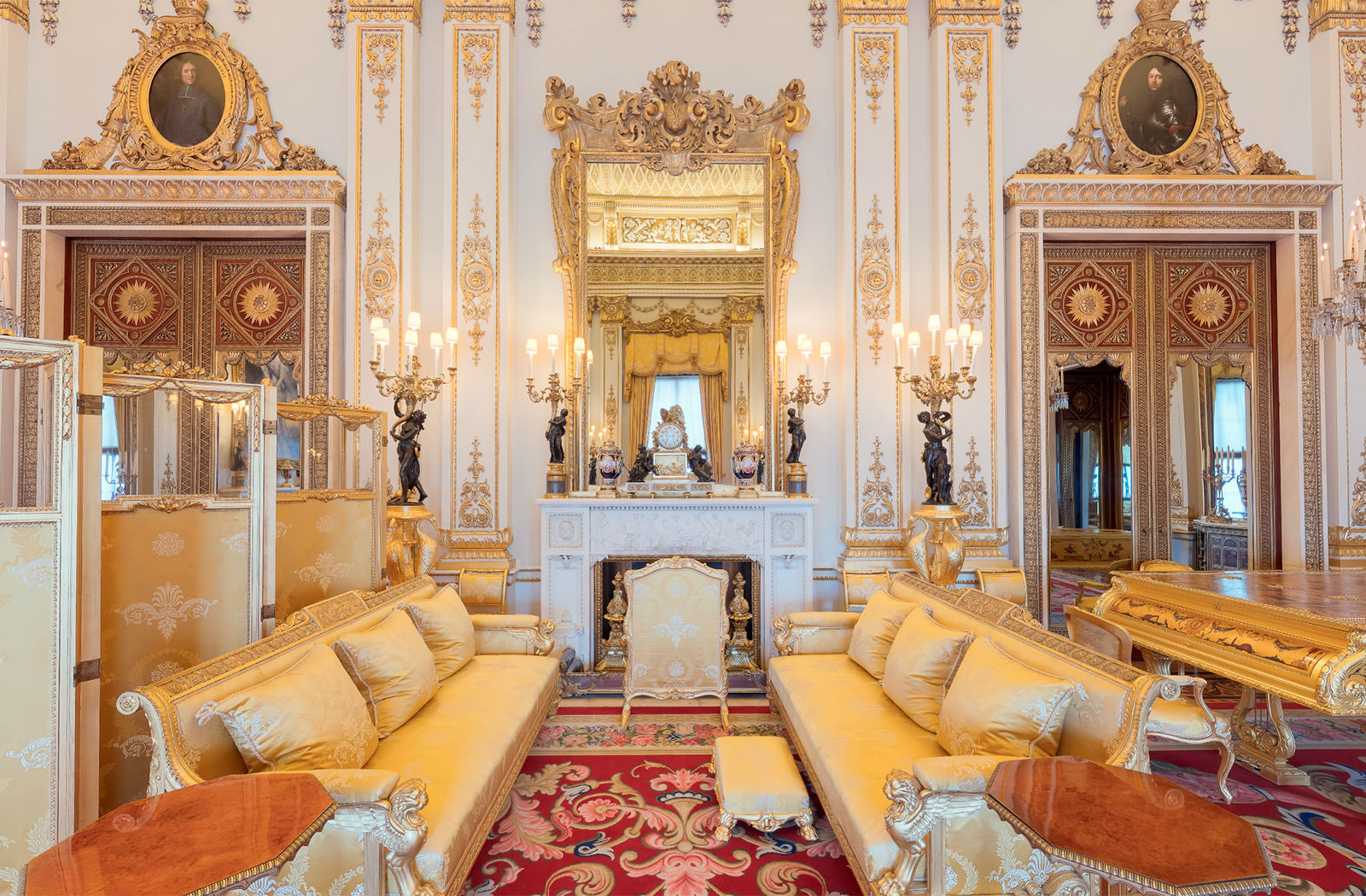 inside buckingham palace virtual tour - HD1600×1050