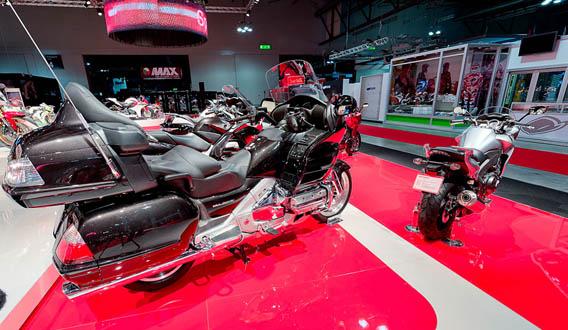 honda motorbike show virtual tours