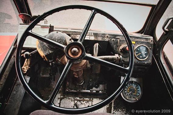 Routemaster Bus Mirror © Eye Revolution 2009